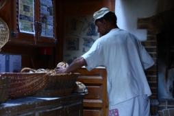 Daniel met ses pains à refroidir, avant de les ranger