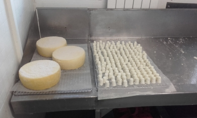 La fromagerie.