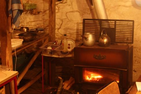 """La """"Grange Co"""" du hameau de Sales"""