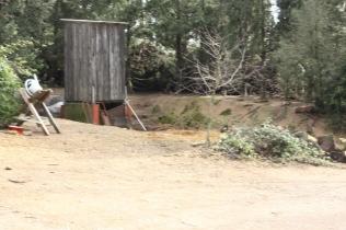 Le mumier dans sa dernière étape de compostage
