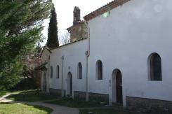 La chapelle et les parloirs