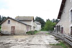 Ferme de l'abbaye de Fontgombault